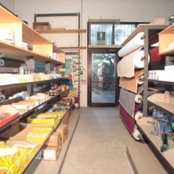 Forniture e prodotti per tappezzerie